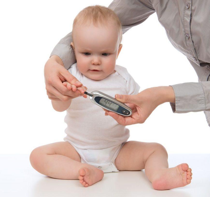 Hipoglicemia la nou-născuţi
