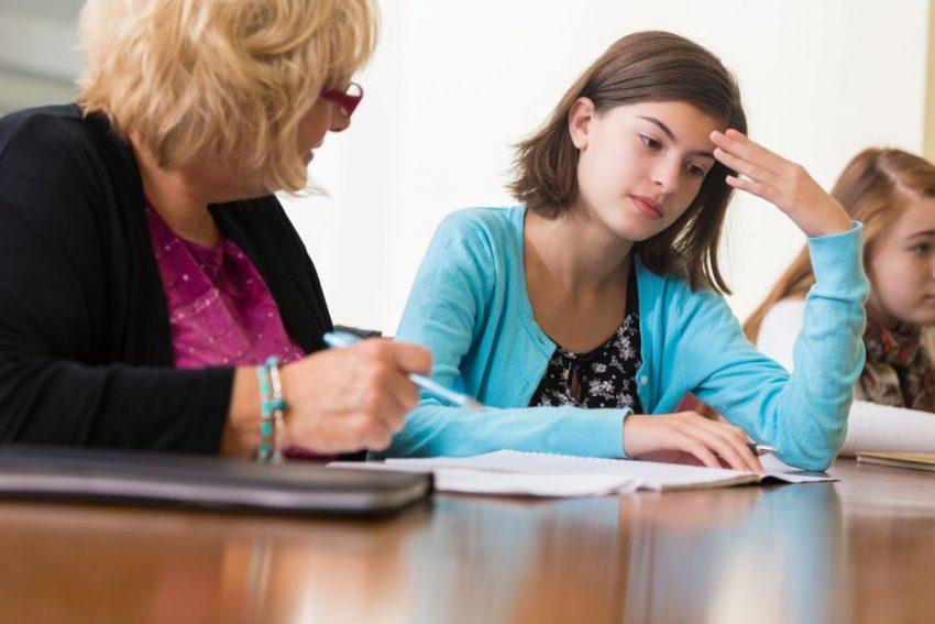 Consiliere școlară