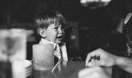 copil nerăbdator