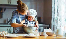 să găteşti împreună cu copilul