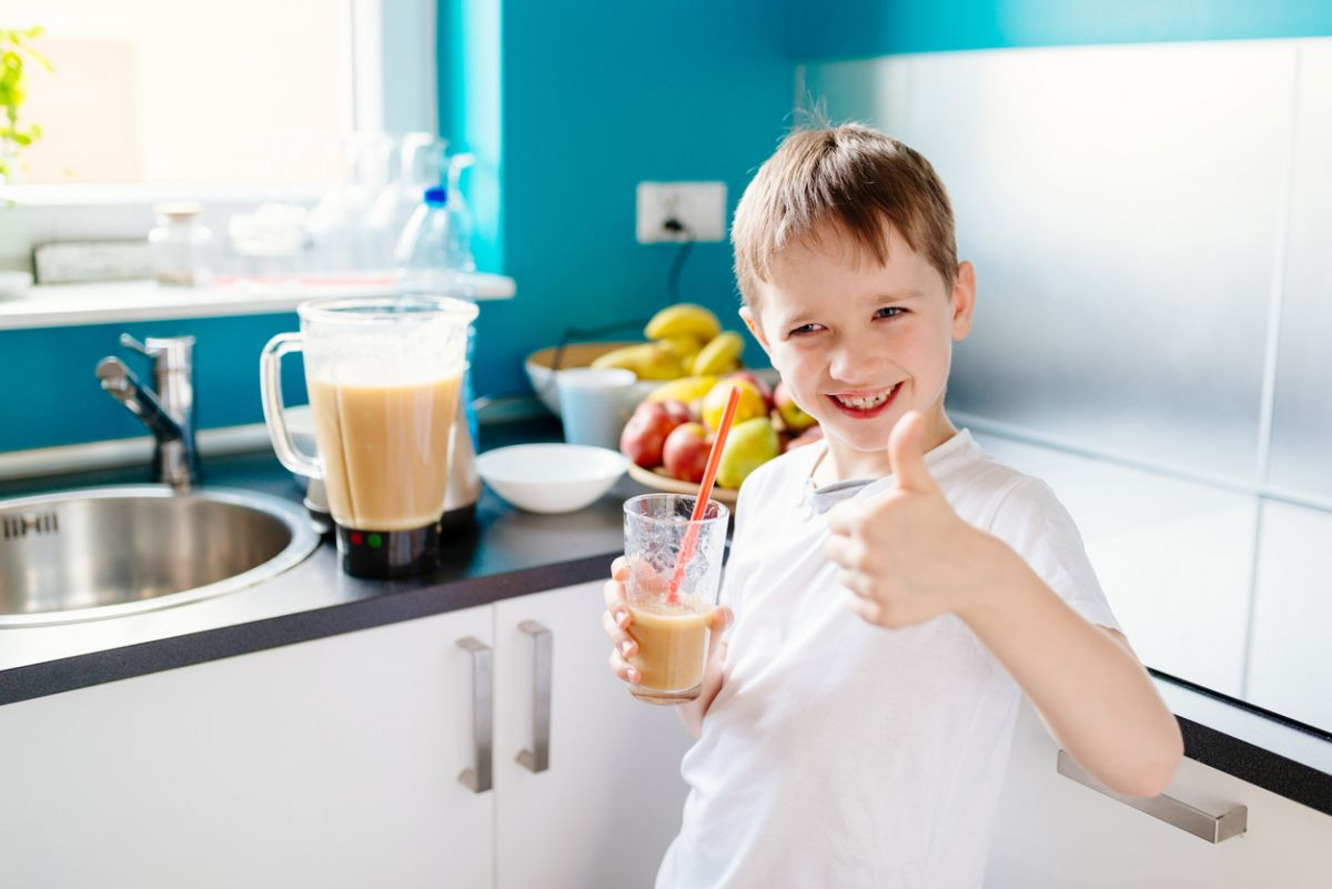 băuturi răcoritoare pentru copii