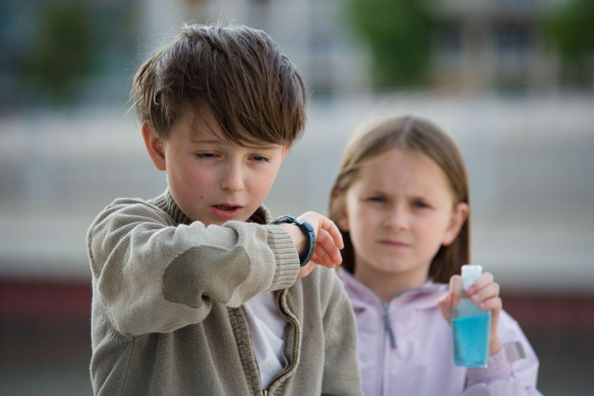tuberculoza la copii