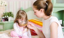 ceaiurile pentru copii