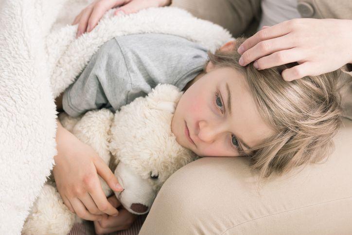 simptome de cancer la copii