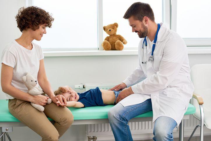 copil la medic consult