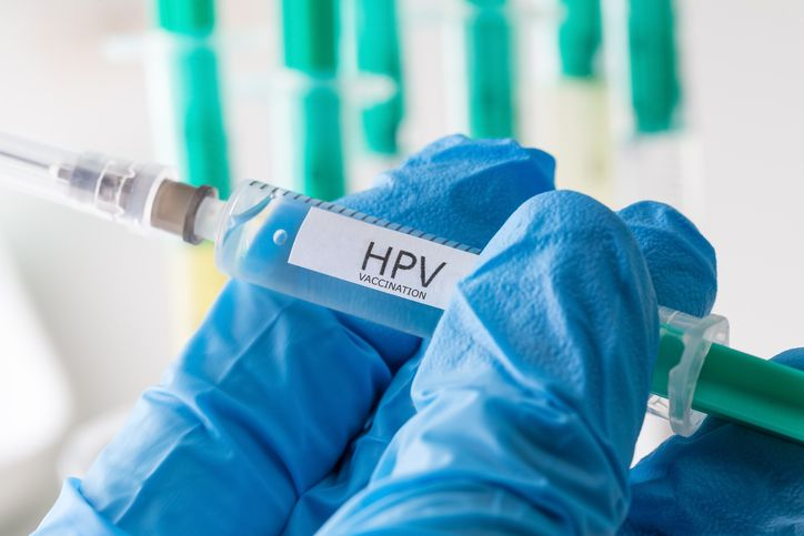 vaccina HPV
