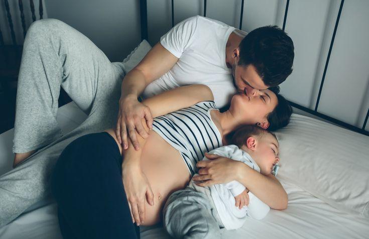 gravida sot copil