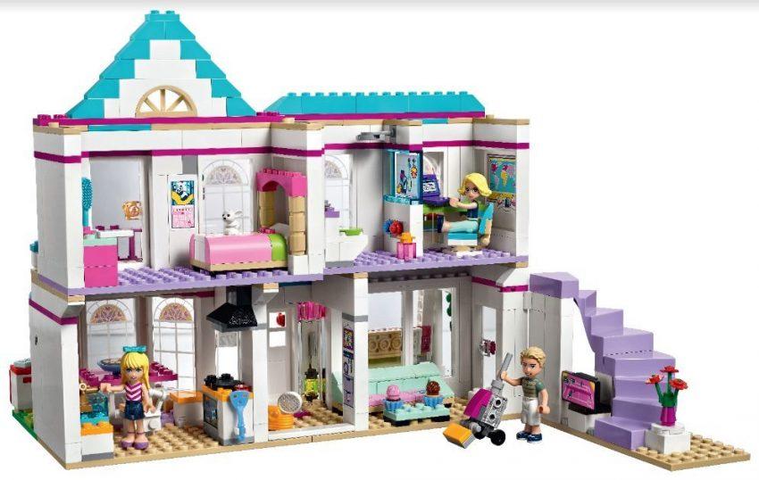 LEGO castel
