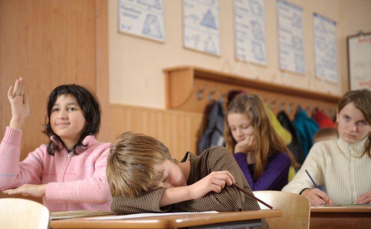 clasa copii scoala elevi