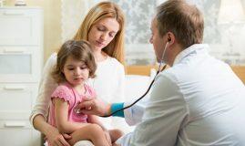 copil medic mama