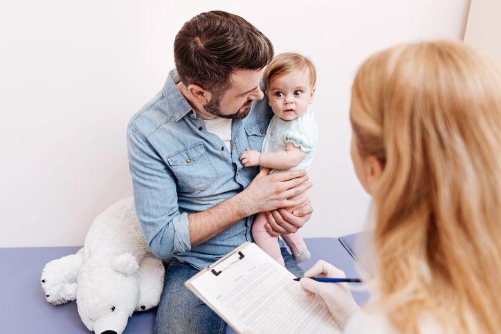 copil consult medic