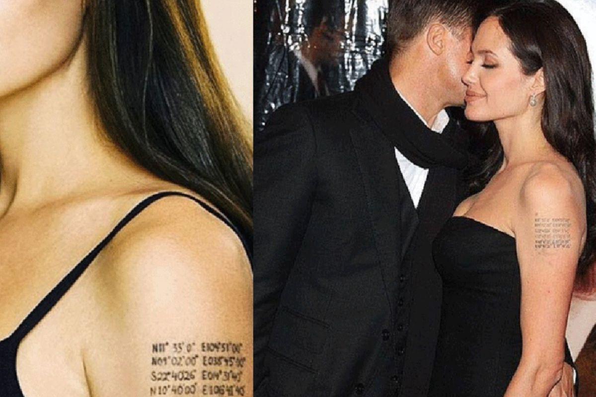 tatuaj Angelina Jolie