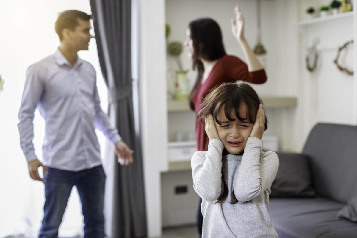 copil parinti conflict