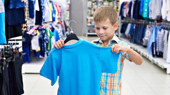 copil tricou proba
