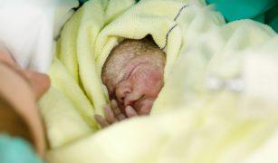 copil dupa naștere nou nascut