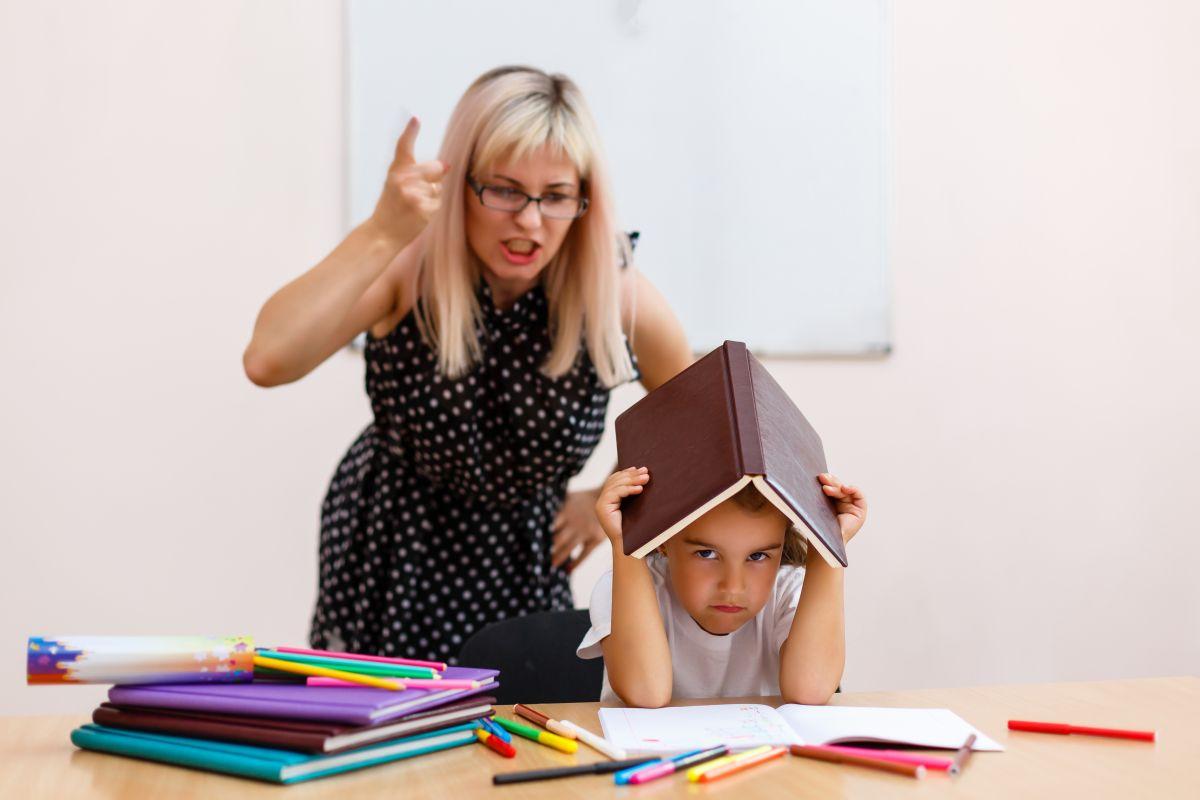 profesor copil cearta