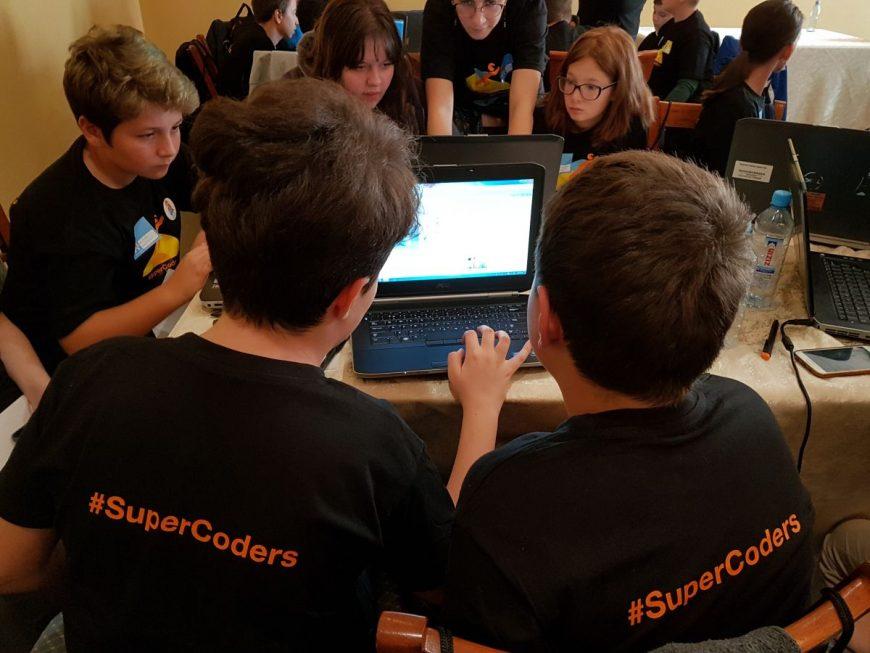 copii computere supercoders