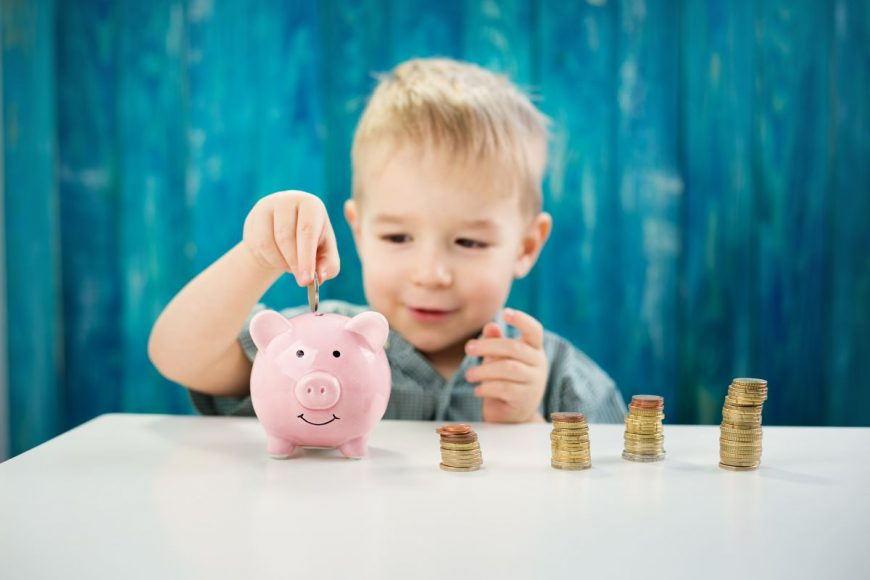 copii bani pusculita