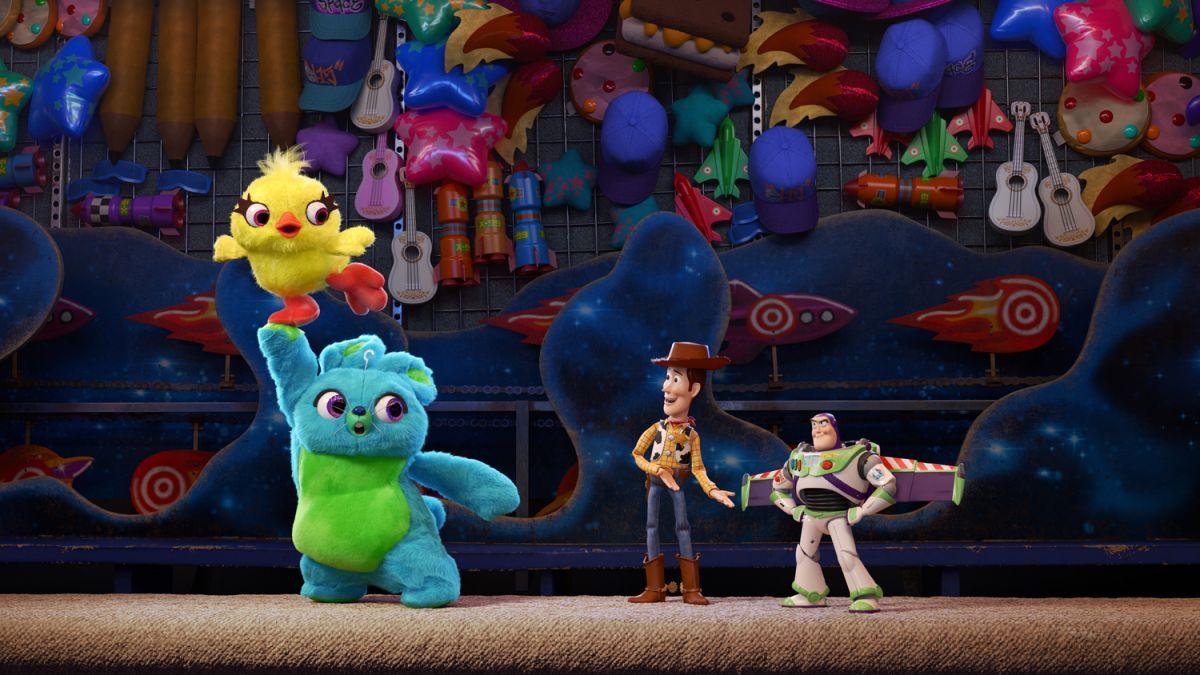 Imagine via Disney