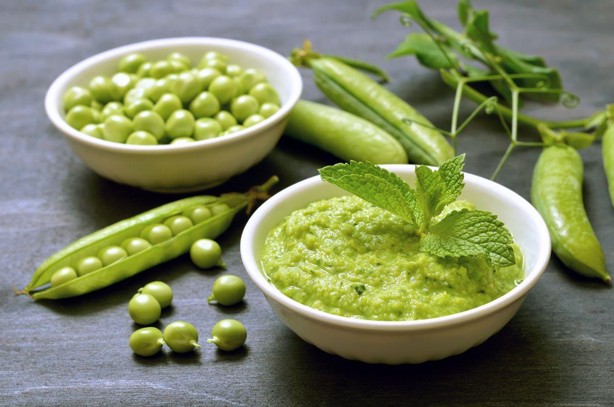 Idei de piure de legume pentru bebeluși