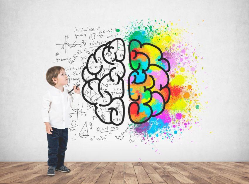 copil creier