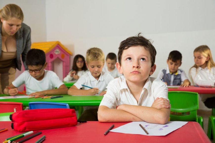 școlile sunt în criză