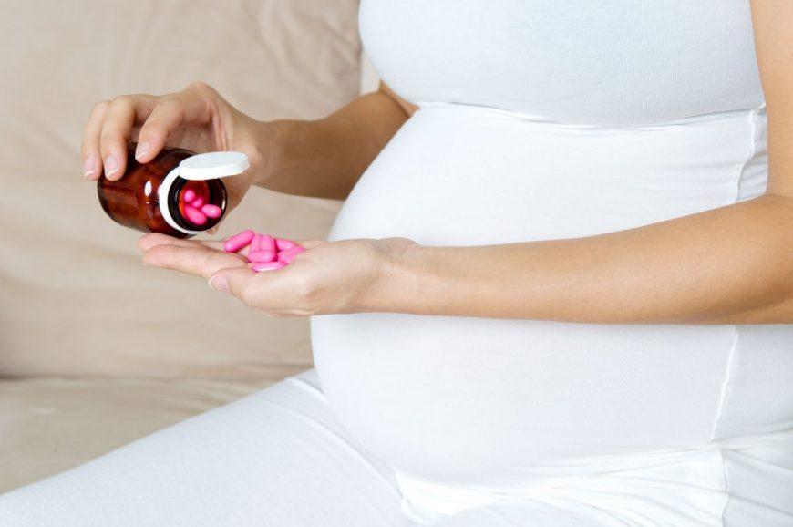 Vitaminele în sarcină