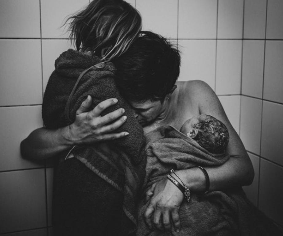 cele mai frumoase fotografii din sala de nașteri