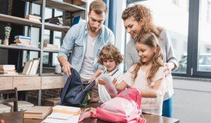 Pregătirea copiilor pentru școală