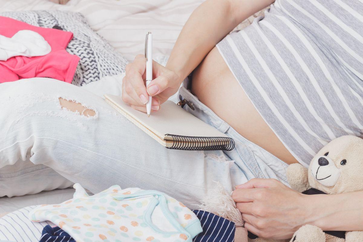 gravida lista cumparaturi