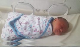 Naștere la Spitalul Pantelimon