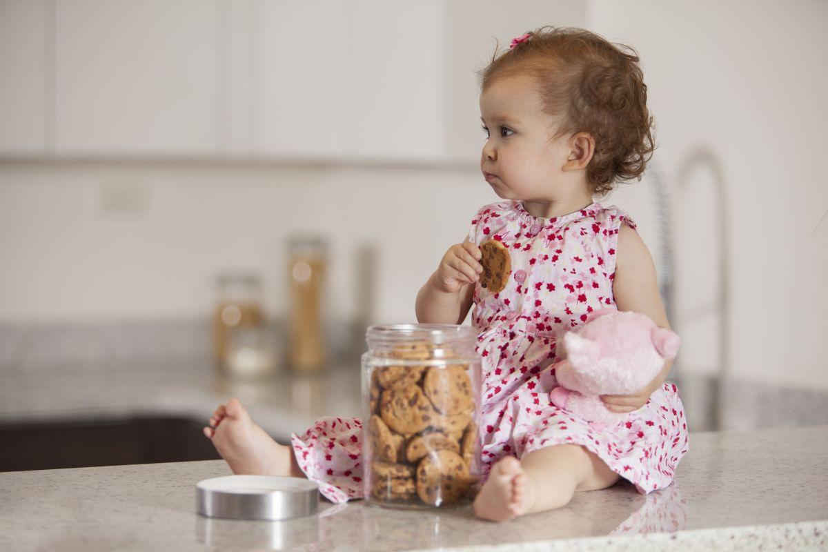 biscuiți de casă pentru bebeluși