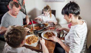 cină sănătoasă pentru copii