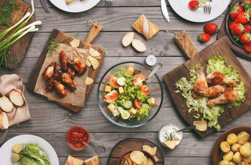 mâncare ușoară de vară pentru copii