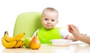 combinații de fructe pentru bebeluși