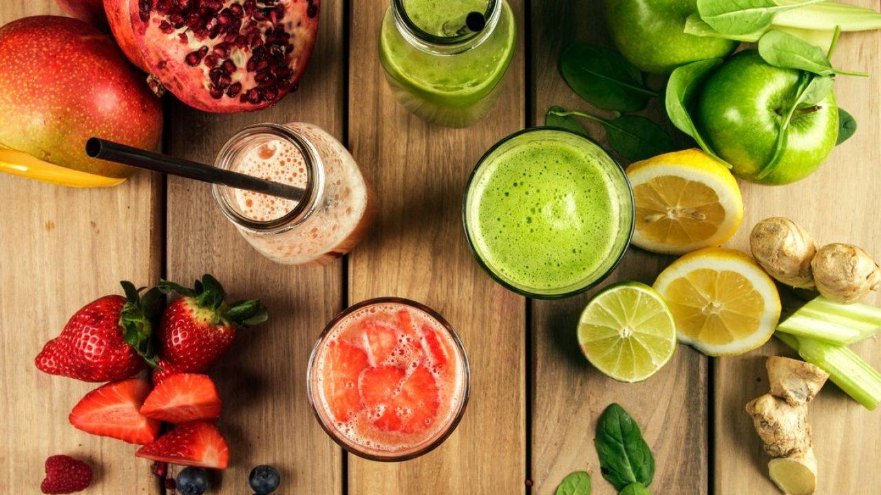 Un elixir al vietii - terapia cu sucuri naturale
