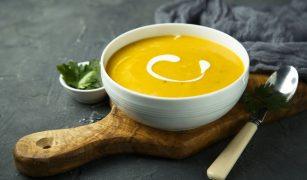 supă cremă de legume pentru bebeluși
