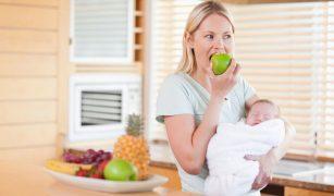 dieta după naștere