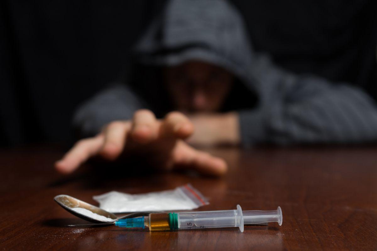 Consumul de droguri în rândul adolescenților
