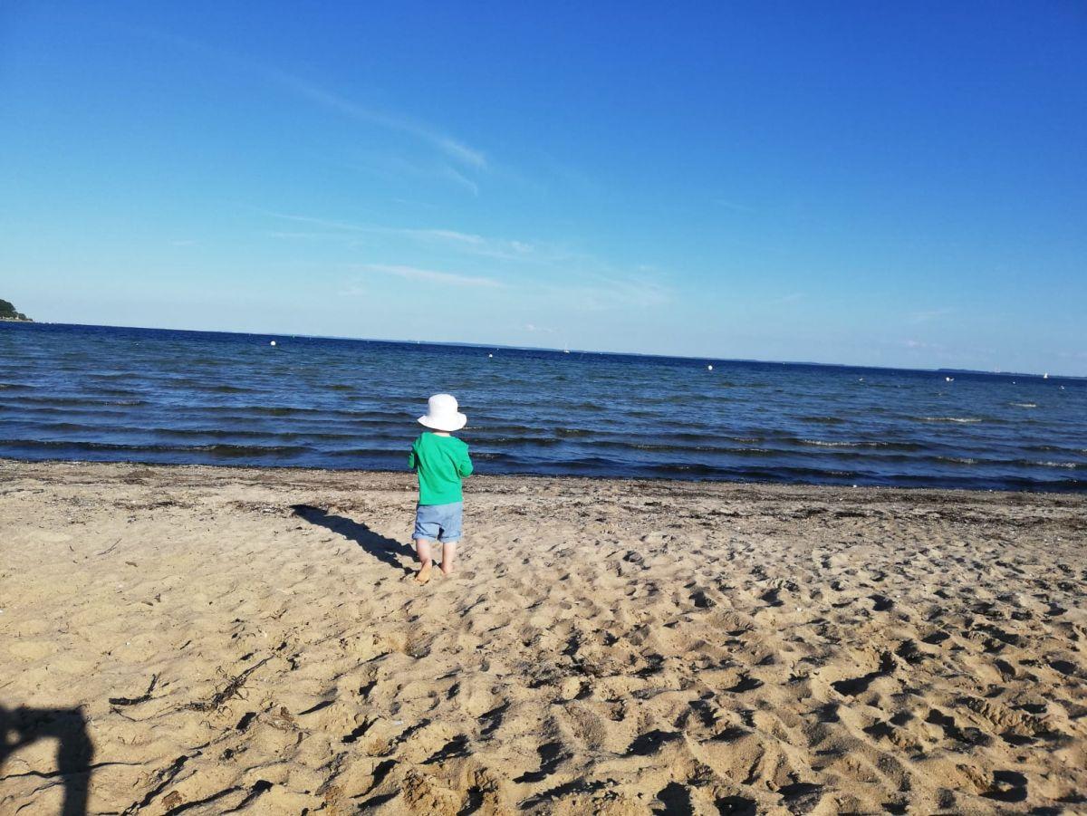 copil fribroză chistica la mare
