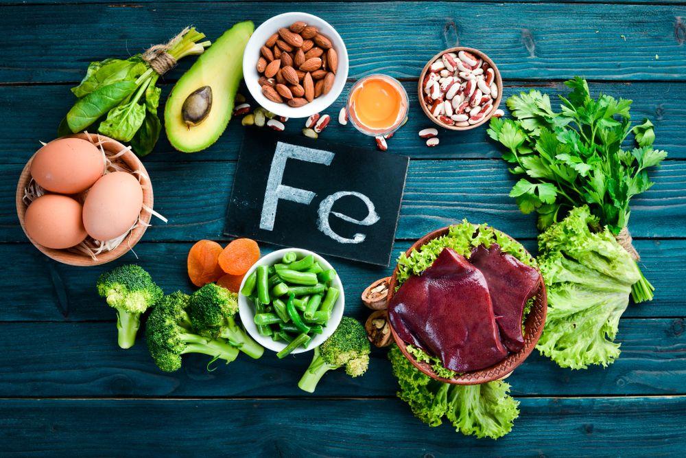 Alimente ce conțin fier