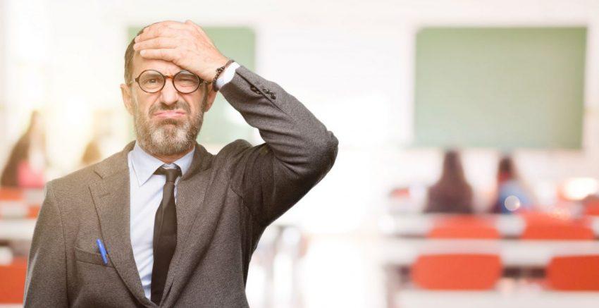 cum pot fi pedepsiți profesorii