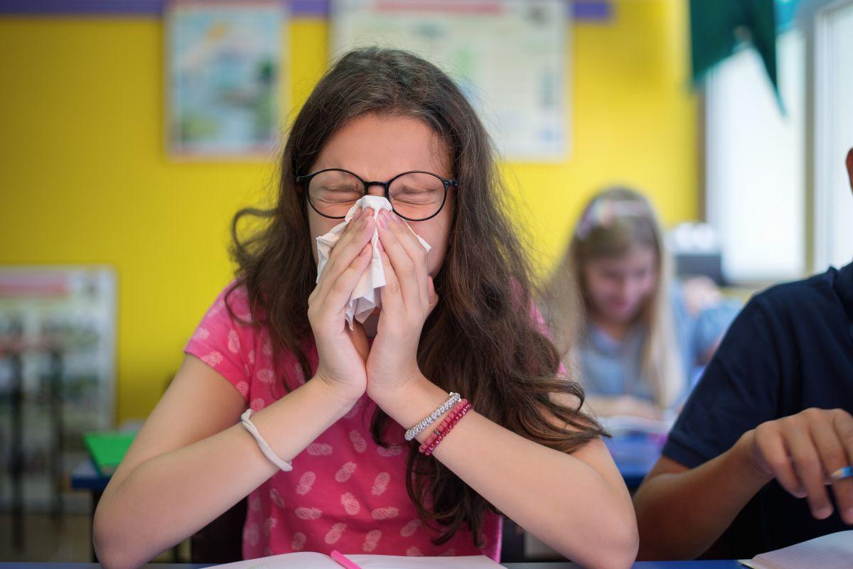 cazuri de gripă