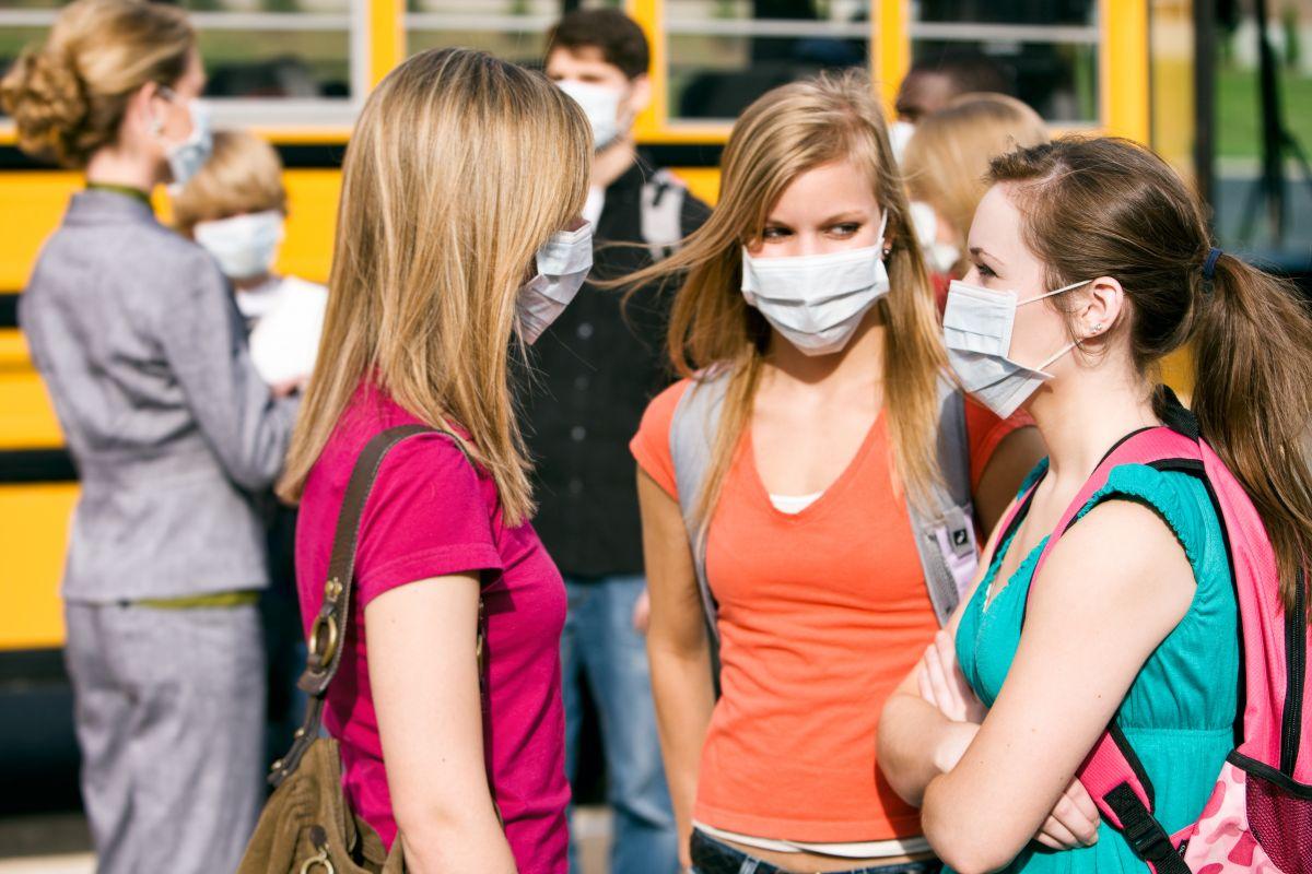 coronavirusul la adolescenți