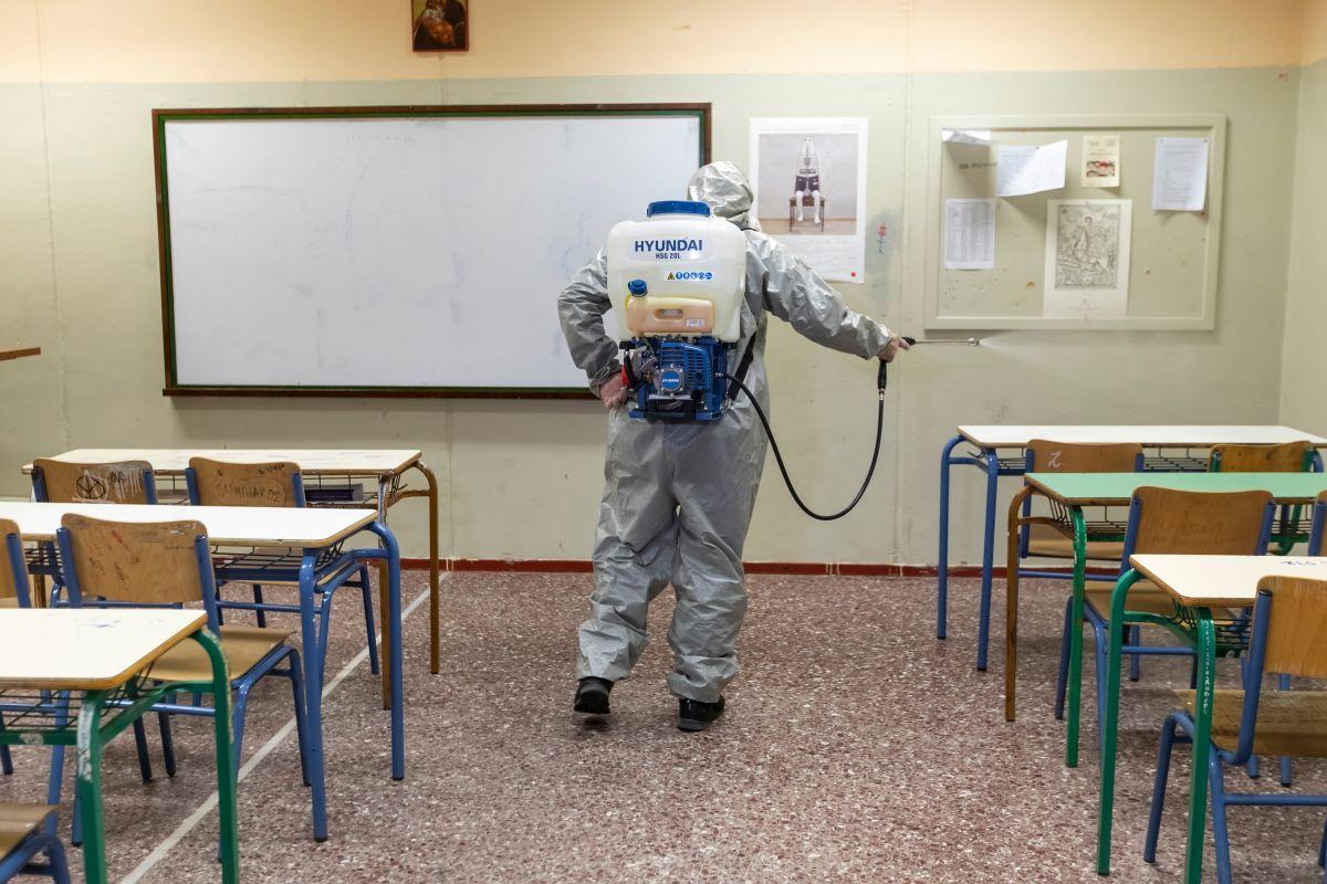 coronavirusul în școli