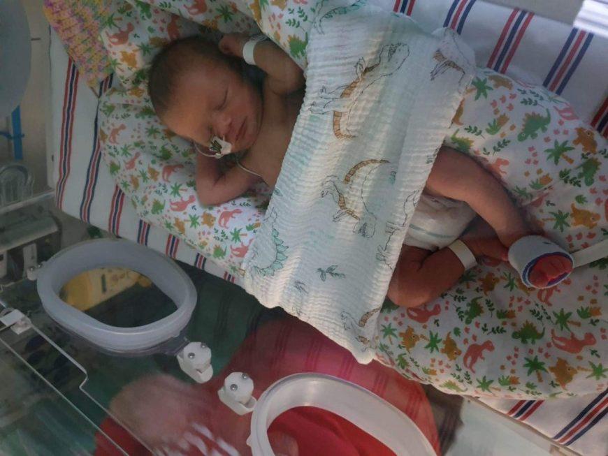 naștere prematur în Anglia