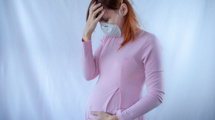 a pierdut sarcina din cauza COVID-19