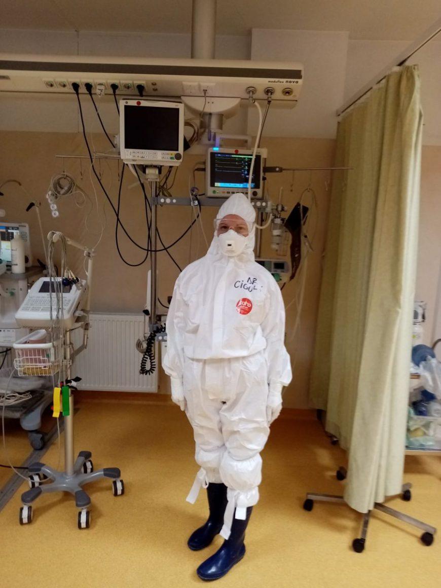 Medic din focarul din Suceava