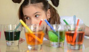 Experimente simple pentru copii