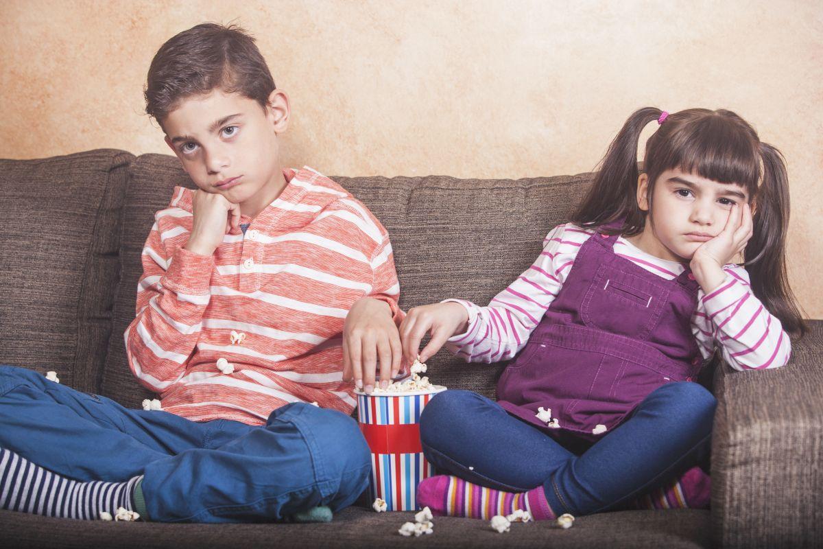 plictiseala copiilor
